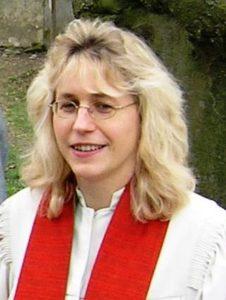 Pfarrerin Sabine Stepper