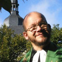 Porträt Pfarrer Michael Kreßler
